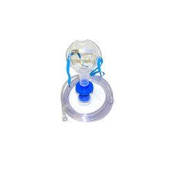 Aerosol Mask & Nebulizer With 7' Sure Flow Tubing