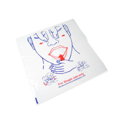 RESQ-AID CPR Training Shield Pack of 50
