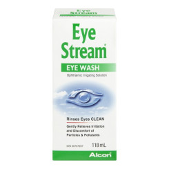 Eye Stream Eye Wash 4 OZ