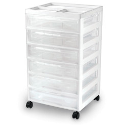 CART-6 DRAWER/CASE