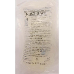 Baxter NACL 0.9% Sodium Chloride (Injection)   250 ML