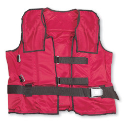 VEST IAFF 50# SMALL WEIGHTED