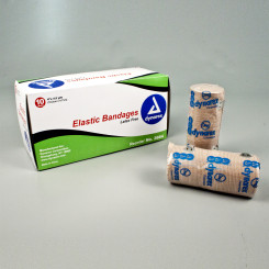 "Elastic Bandages, 4"", 5/10/Cs"