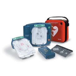 Philips HeartStart OnSite Defibrillator - English