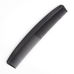 "Adult Combs 7"" black"