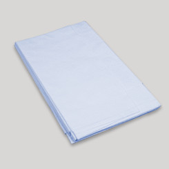 Drape Sheets (Blue PMS 2727) Poly / Tissue 2ply 40 x 90