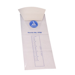 Emesis Bag, White, 200/Cs